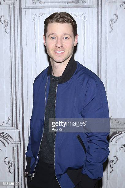 Ben McKenzie attends the AOL Build Series to discuss 'Gotham' at AOL Studios In New York on February 29 2016 in New York City
