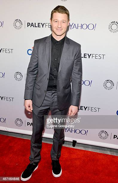 Ben McKenzie attends the GOTHAM Panel At PaleyFest NY on October 18 2014 in New York City