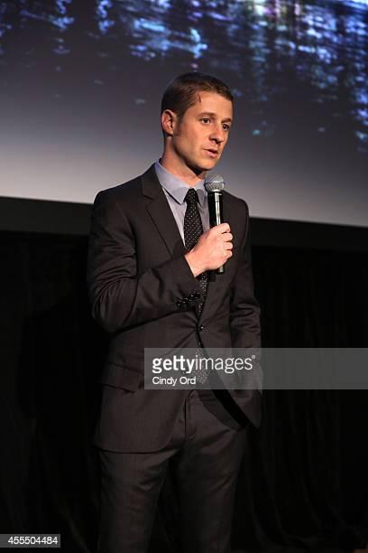 Ben McKenzie attends the GOTHAM Series Premiere event on September 15 2014 in New York City