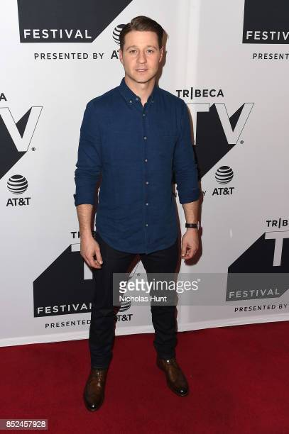 Ben McKenzie attends the Tribeca TV Festival sneak peek of Gotham at Cinepolis Chelsea on September 23 2017 in New York City