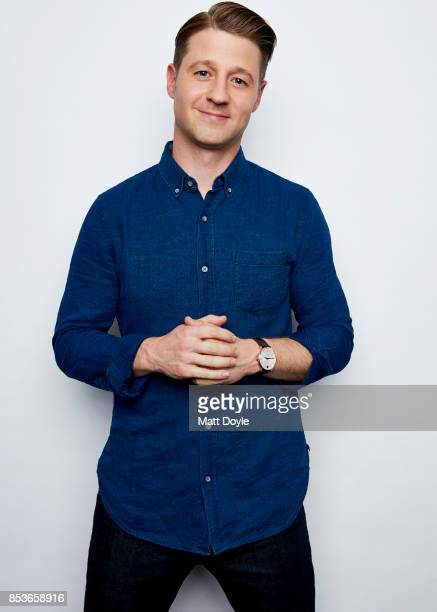 Ben McKenzie of FOX's 'Gotham' poses for a portrait at the Tribeca TV festival at Cinepolis Chelsea on September 23 2017