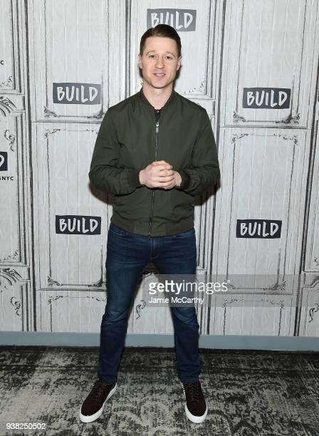 "Ben McKenzie visits Build series to discuss ""Gotham"" at Build Studio on March 26, 2018 in New York City."
