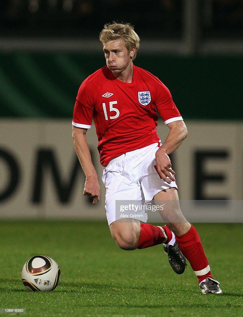 U21 Germany v England - International Friendly : News Photo