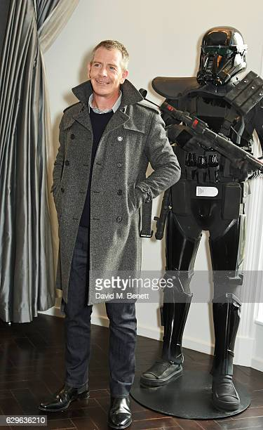 Ben Mendelsohn attends a photocall for 'Rogue One A Star Wars Story' at the Corinthia Hotel London on December 14 2016 in London England