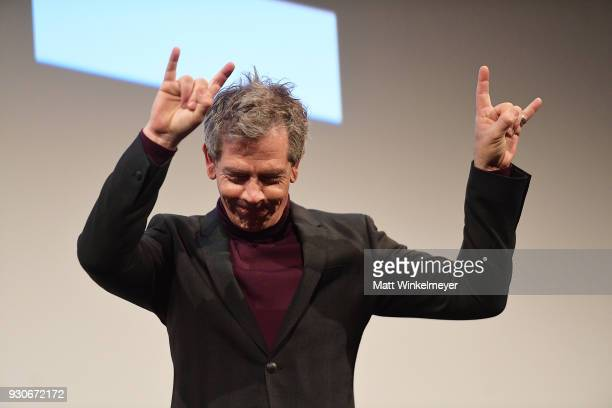 Ben Mendelsohn attends 'Ready Player One' Premiere 2018 SXSW Conference and Festivals at Paramount Theatre on March 11 2018 in Austin Texas