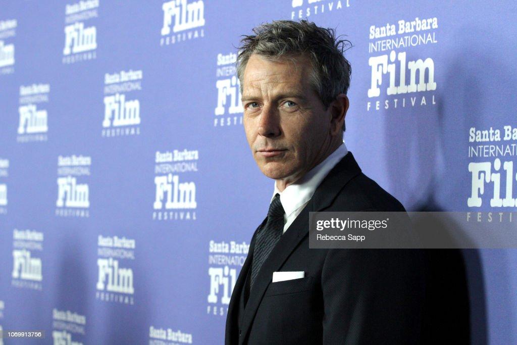 Santa Barbara International Film Festival's Kirk Douglas Award Honoring Hugh Jackman : News Photo
