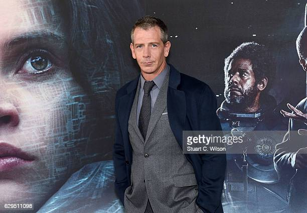 Ben Mendelsohn attends the exclusive screening of Lucasfilm's highly anticipated firstever standalone Star Wars adventure Rogue One A Star Wars Story...