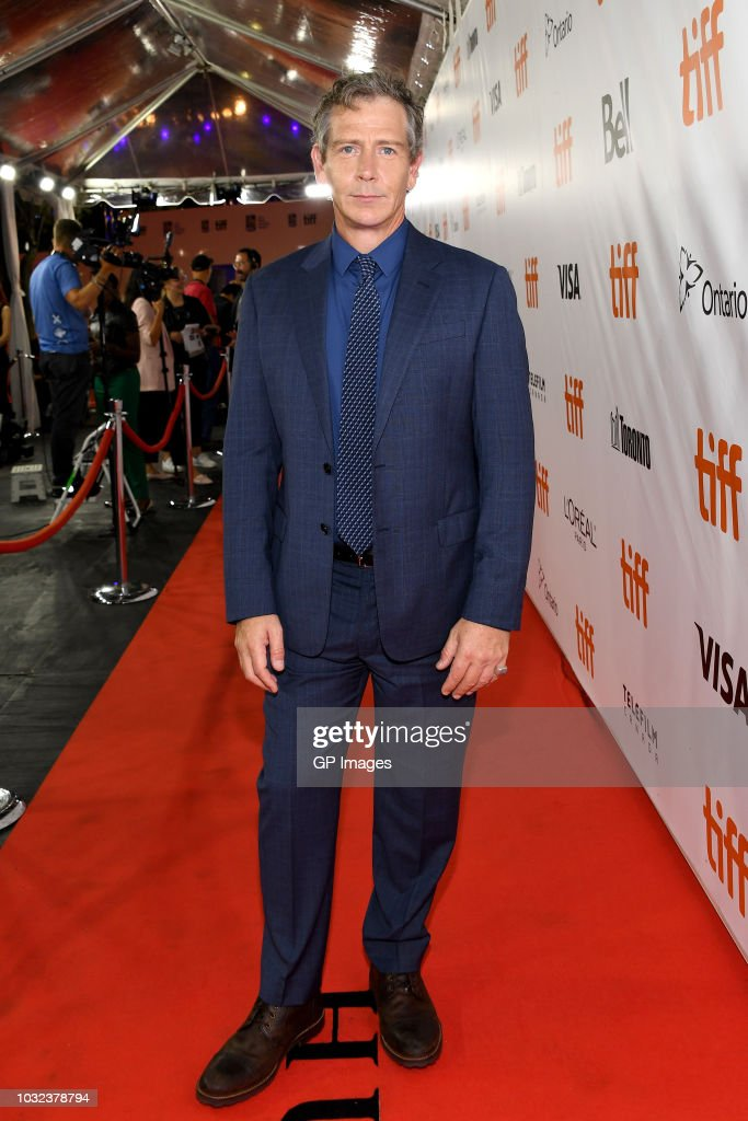 """CAN: 2018 Toronto International Film Festival - """"The Land Of Steady Habits"""" Premiere - Red Carpet"""
