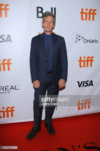 Ben Mendelsohn attends The Land Of Steady Habits premiere during 2018 Toronto International Film Festival at Roy Thomson Hall on September 12 2018 in...