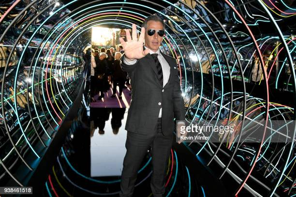 Ben Mendelsohn attends the Premiere of Warner Bros Pictures' Ready Player One at Dolby Theatre on March 26 2018 in Hollywood California