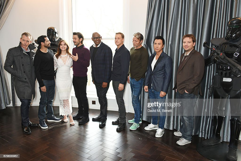 """""""Rogue One: A Star Wars Story"""" - Photocall"""