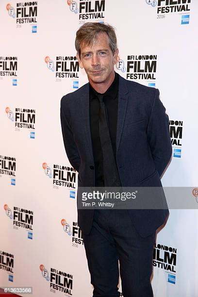 Ben Mendelson attends the 'Una' Official Competition screening during the 60th BFI London Film Festival at Embankment Garden Cinema on October 9 2016...