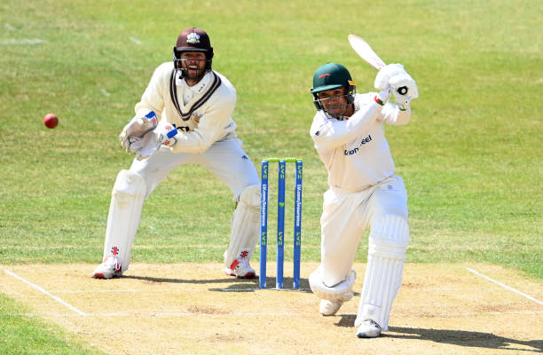GBR: Leicestershire v Surrey - LV= Insurance County Championship
