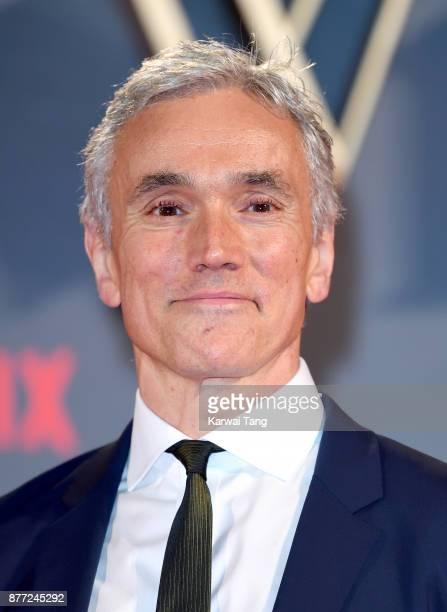 "Ben Miles attends the World Premiere of Netflix's ""The Crown"" Season 2 at Odeon Leicester Square on November 21, 2017 in London, England."