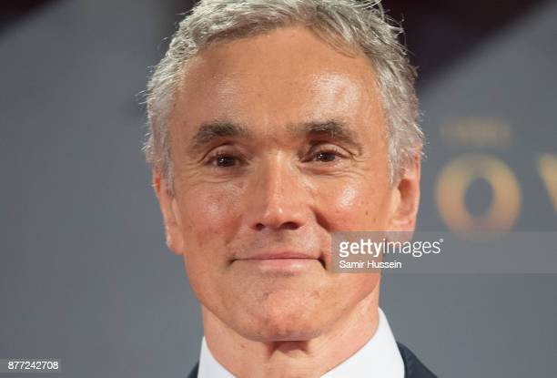 "Ben Miles attends the World Premiere of season 2 of Netflix ""The Crown"" at Odeon Leicester Square on November 21, 2017 in London, England."