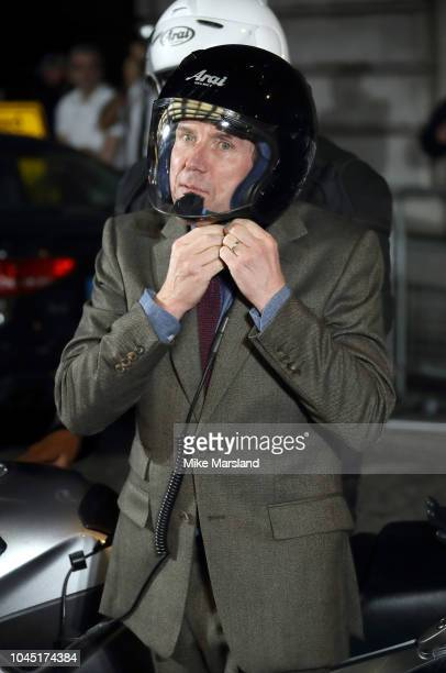 Ben Miller attends a special screening of Johnny English Strikes Again at The Curzon Mayfair on October 3 2018 in London England