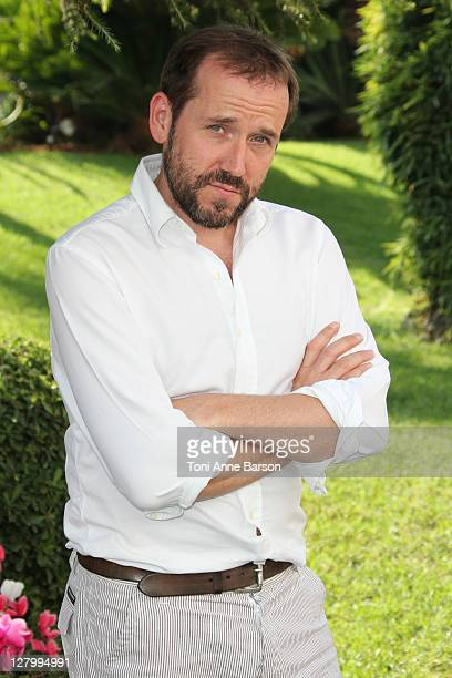 "Ben Miller attends ""Death In Paradise"" photocall as part of MIPCOM 2011 at Hotel Majestic on October 4, 2011 in Cannes, France."