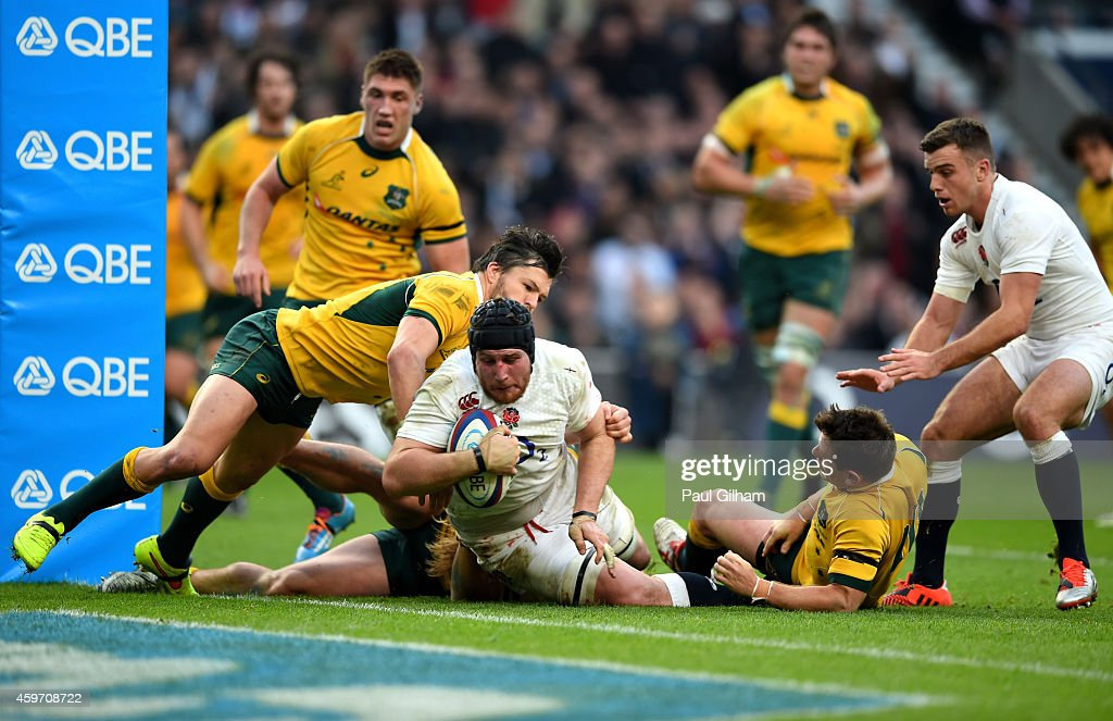 England v Australia - QBE International