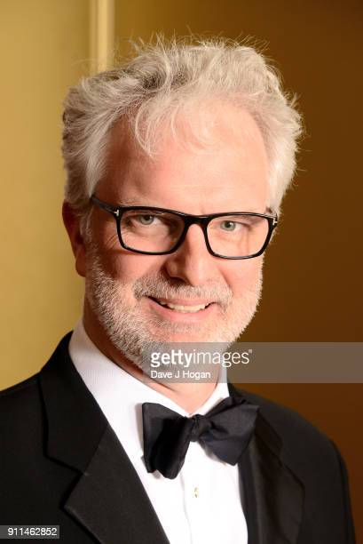Ben Morris attends London Film Critics' Circle Awards 2018 at The Mayfair Hotel on January 28 2018 in London England