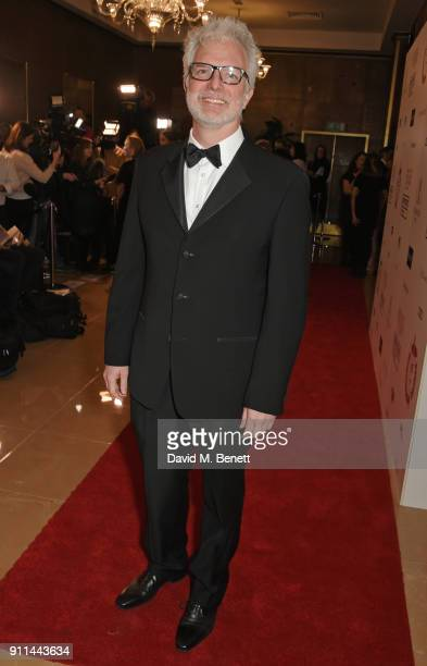 Ben Morris attends the London Film Critics' Circle Awards 2018 at The May Fair Hotel on January 28 2018 in London England