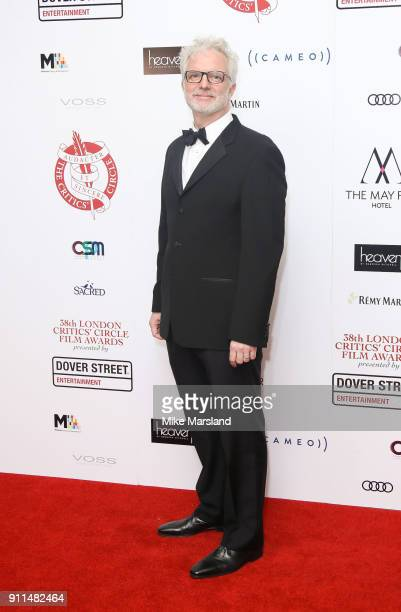 Ben Morris attends the London Film Critics Circle Awards 2018 at The Mayfair Hotel on January 28 2018 in London England