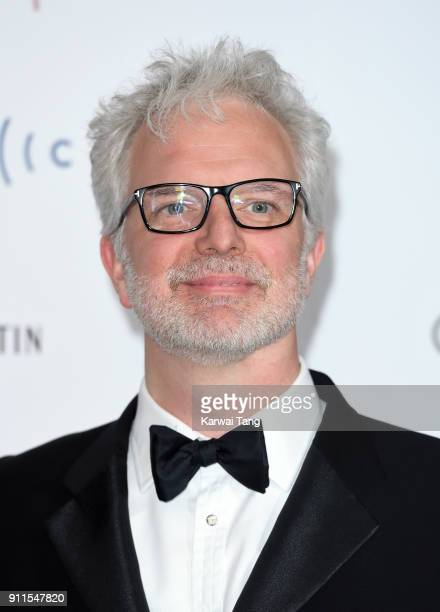 Ben Morris attends the London Film Critics Circle Awards 2018 at The May Fair Hotel on January 28 2018 in London England
