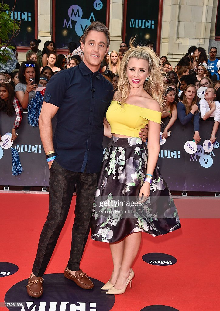 2015 MuchMusic Video Awards - Arrivals : News Photo