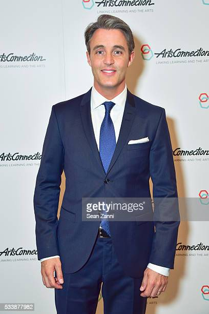 Ben Mulroney attends ArtsConnection 2016 Benefit Celebration at 583 Park Avenue on May 23 2016 in New York City