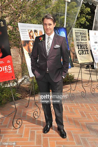 Ben Mulroney attends the 2011 Canadian Nominees for Academy Awards Luncheon at the Canadian Residence on February 24 2011 in Los Angeles California