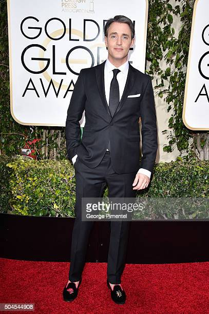 Ben Mulroney attends the 73rd Annual Golden Globe Awards held at the Beverly Hilton Hotel on January 10 2016 in Beverly Hills California