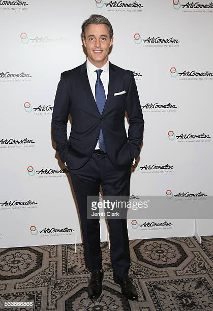 Ben Mulroney attends the ArtsConnection 2016 Benefit Celebration at 583 Park Avenue on May 23 2016 in New York City