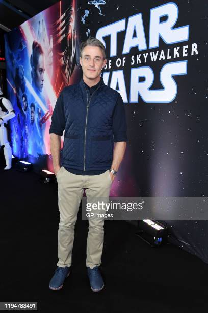 Ben Mulroney attends the 'Star Wars The Rise of Skywalker' Canadian Premiere>> at Scotiabank Theatre on December 18 2019 in Toronto Canada