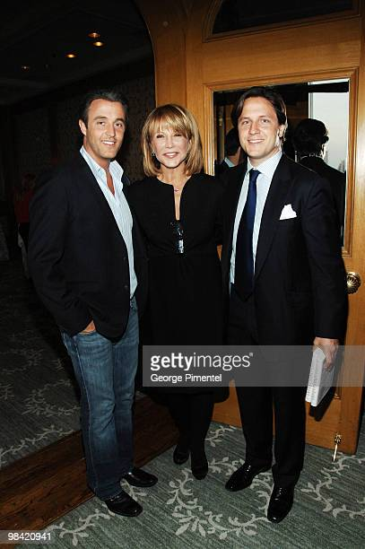 Mila Mulroney Stock Photos And Pictures Getty Images