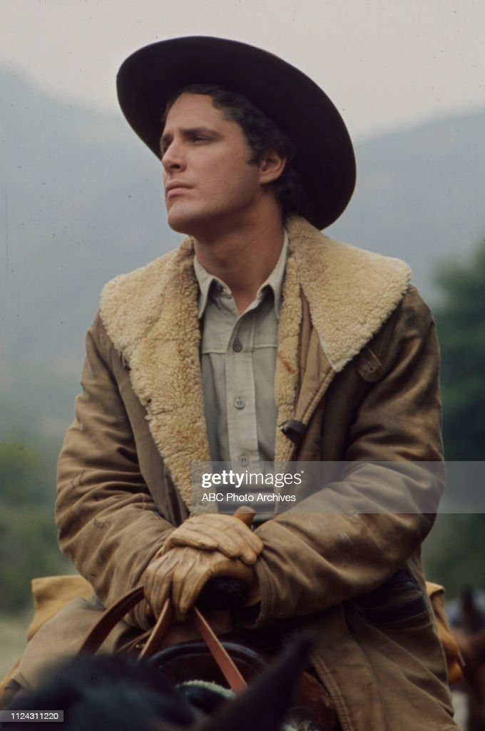 Ben Murphy Appearing In 'Alias Smith And Jones' : News Photo