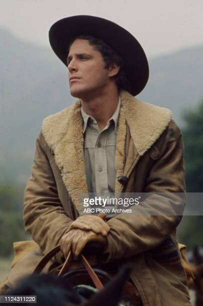 Ben Murphy appearing in the Walt Disney Television via Getty Images series 'Alias Smith and Jones' episode 'A Fistful of Diamonds'