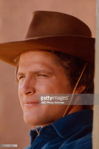 Ben Murphy appearing in the Walt Disney Television via Getty Images series 'Alias Smith and Jones' episode 'The Legacy of Charlie O'Rourke'