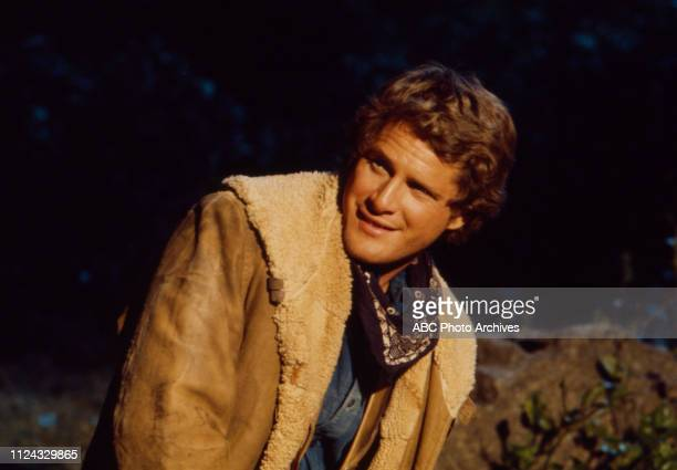 Ben Murphy appearing in the Walt Disney Television via Getty Images series 'Alias Smith and Jones' episode '21 Days to Tenstrike'.