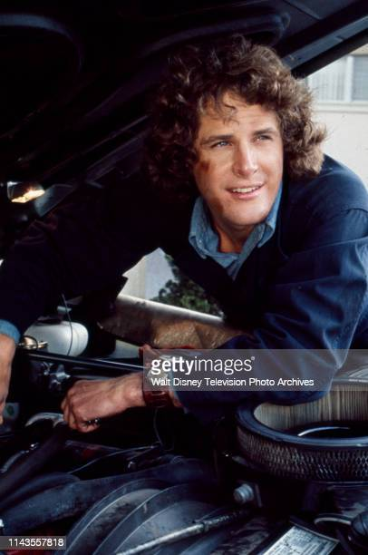 Ben Murphy appearing in the Walt Disney Television via Getty Images tv movie 'The Letters'.