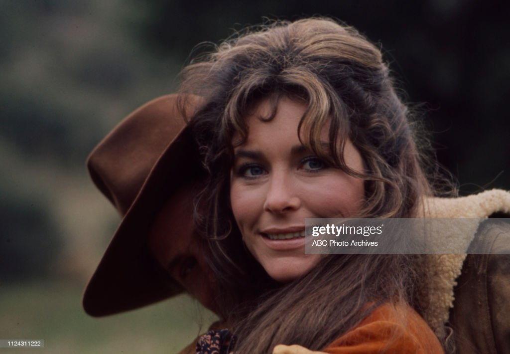 Ben Murphy, Michele Carey Appearing In 'Alias Smith And Jones' : News Photo
