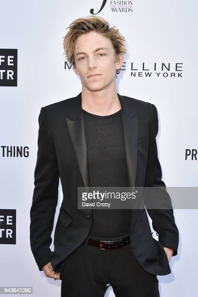 Ben Nordberg attends The Daily Front Row's 4th Annual Fashion Los Angeles Awards Arrivals at The Beverly Hills Hotel on April 8 2018 in Beverly Hills...