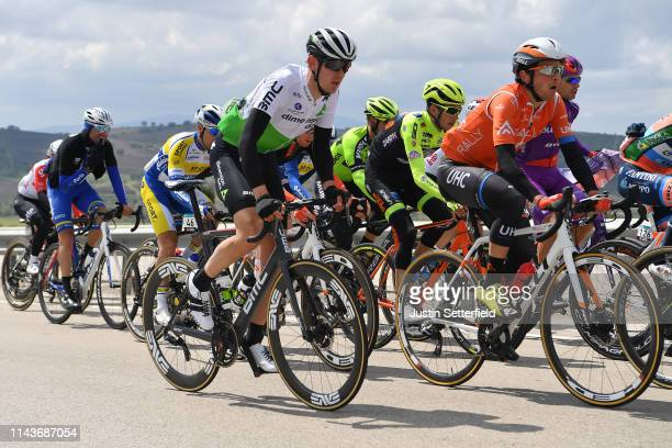 Ben O'Connor of Australia and Team Dimension Data / Kyle Murphy of The United States and Team Rally UHC Cycling / during the 55th Presidential...