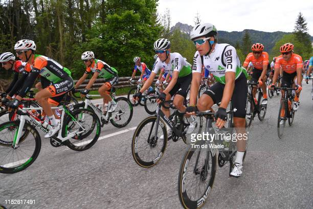 Ben O'Connor of Australia and Team Dimension Data / Ryan Gibbons of South Africa and Team Dimension Data / during the 102nd Giro d'Italia 2019 Stage...