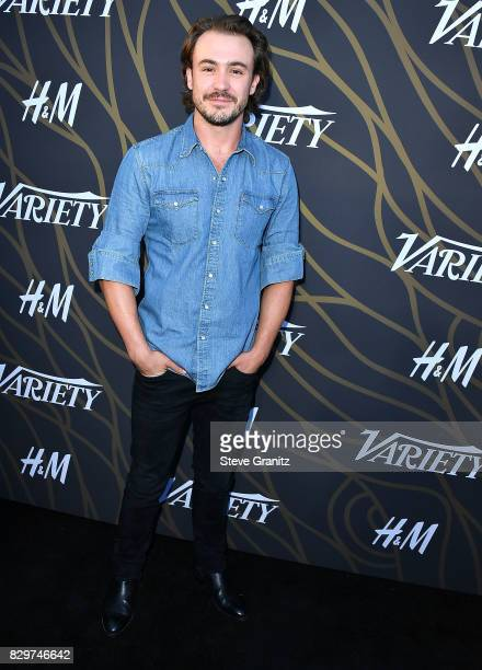 Ben O'Toole arrives at the Variety Power Of Young Hollywood at TAO Hollywood on August 8 2017 in Los Angeles California