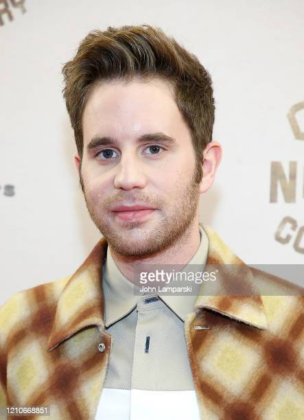 """Ben Platt attends """"Girl From The North Country"""" Broadway opening night at Belasco Theatre on March 05, 2020 in New York City."""