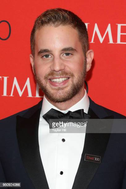 Ben Platt attends the 2018 Time 100 Gala at Frederick P Rose Hall Jazz at Lincoln Center on April 24 2018 in New York City