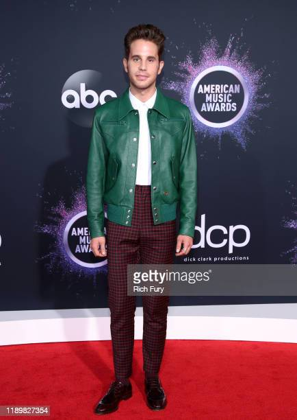 Ben Platt attends the 2019 American Music Awards at Microsoft Theater on November 24, 2019 in Los Angeles, California.