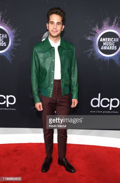 Ben Platt attends the 2019 American Music Awards at Microsoft Theater on November 24 2019 in Los Angeles California