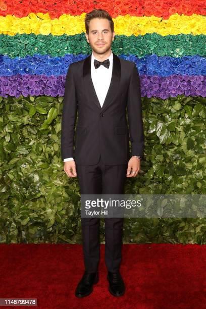 Ben Platt attends the 2019 Tony Awards at Radio City Music Hall on June 9, 2019 in New York City.