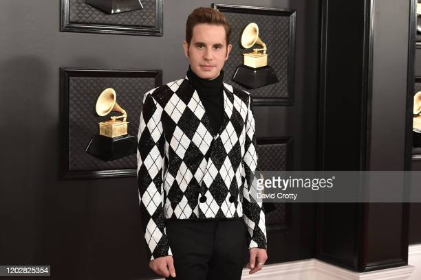 Ben Platt attends the 62nd Annual Grammy Awards at Staples Center on January 26, 2020 in Los Angeles, CA.