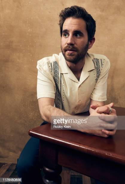 Ben Platt of the film 'Run This Town' poses for a portrait at the 2019 SXSW Film Festival Portrait Studio on March 9, 2019 in Austin, Texas.